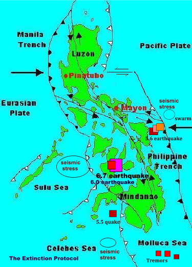 direction map philippines with Current Seismicity In The Philippines As Tectonic Plate Agitation Increases on Blue eagle gym further Philippines Map in addition Current Seismicity In The Philippines As Tectonic Plate Agitation Increases furthermore South China Sea likewise Stellenbosch Wineries.