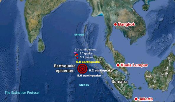 Misteri Danau Toba jadi Penyebab Gempa Aceh?