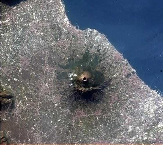 Mt Versuvius