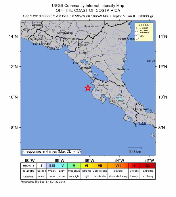 Costa Rica 9 4