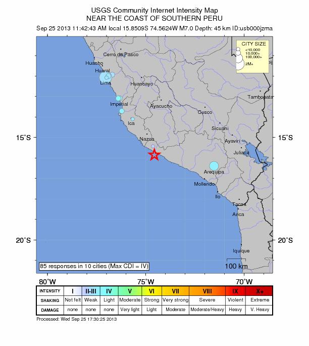 Peru 3 Sept 25