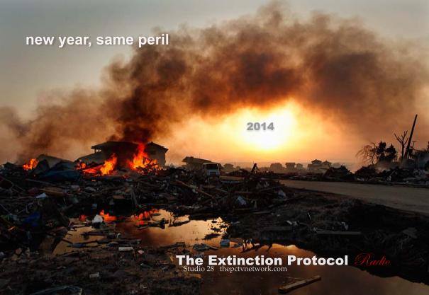 The Extinction Protocol Radio 2014