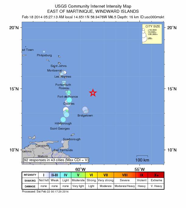 Barbados 6.5