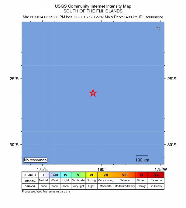 Fiji 6.5 March 26