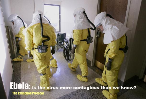 Ebola Contagion TEP