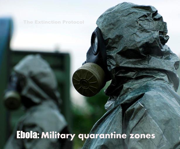 Ebola Military Quarantines