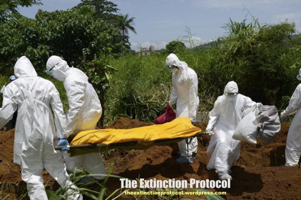AA Ebola burial