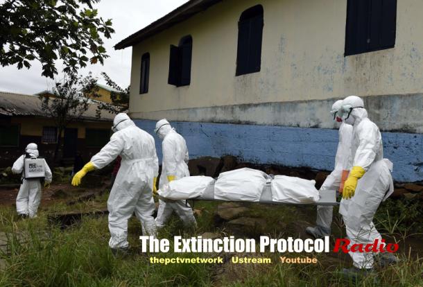 Ebola b TEP