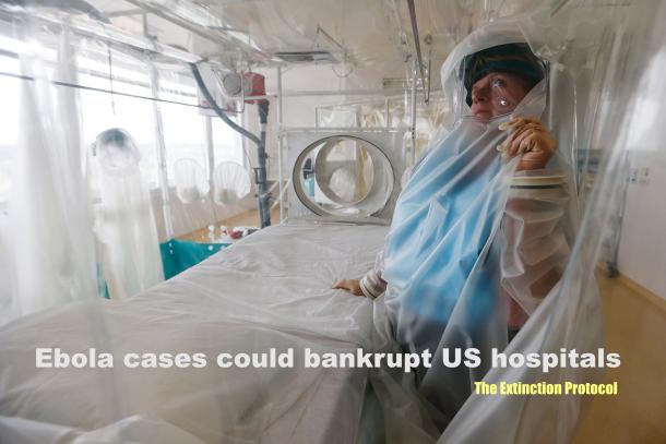 Ebola Hospital Bills TEP
