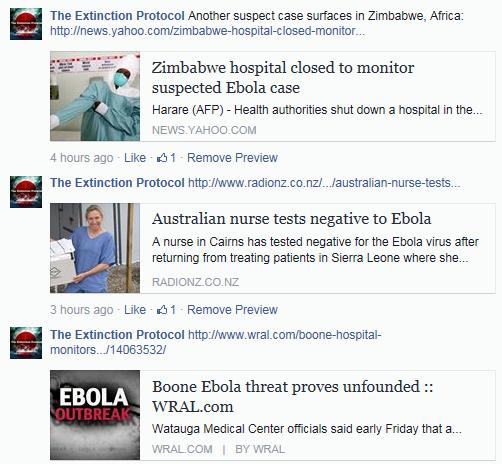 Ebola Updates 3