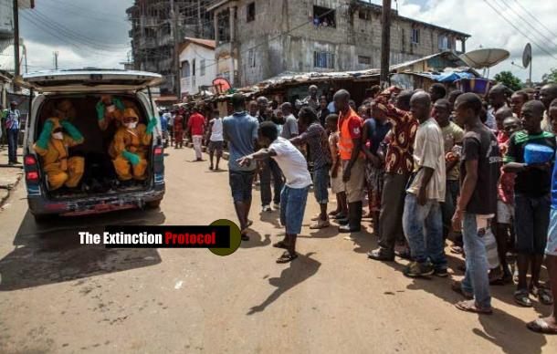 Ebola Quarantine TEP