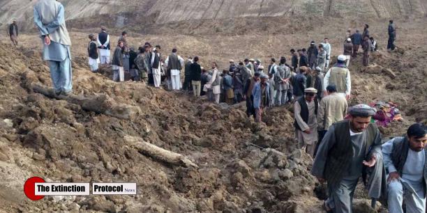 Afghanistan landslides