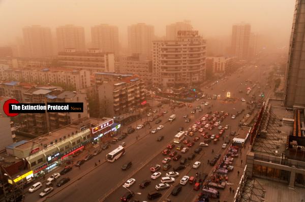 China Dustorm