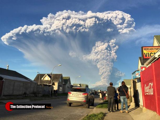 Colbuco Volcano