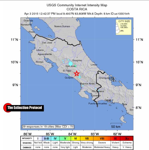 Costa Rica Quake 2