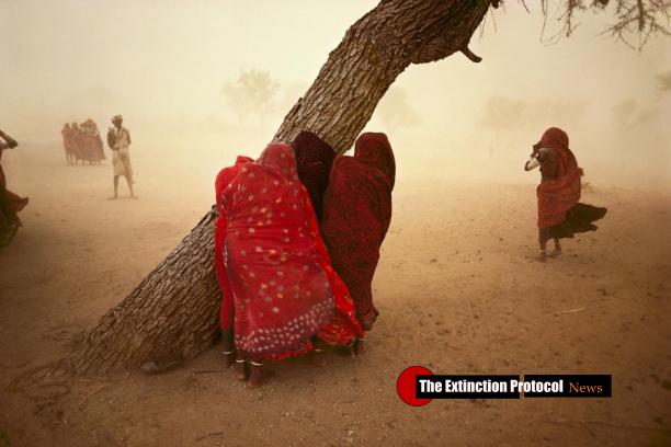Dust Storm India