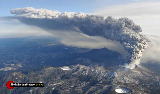 Volcano Eruption T