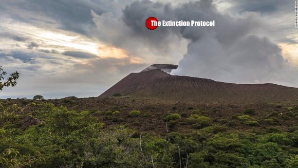 A Telica Volcano