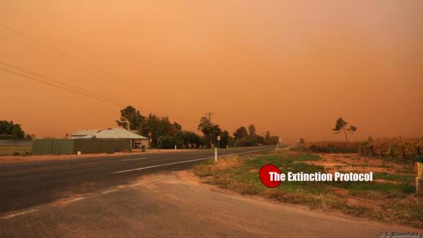 Dust Storm Victoria