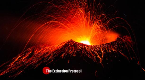 Etna Volcano 1