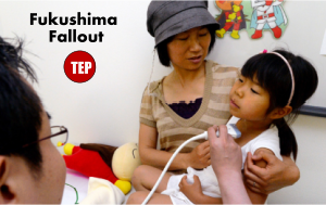 Fukushima Fallout TEP