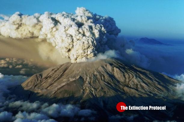 Karangetang Volcano