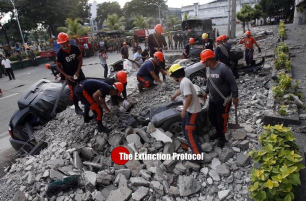 Manila Quake