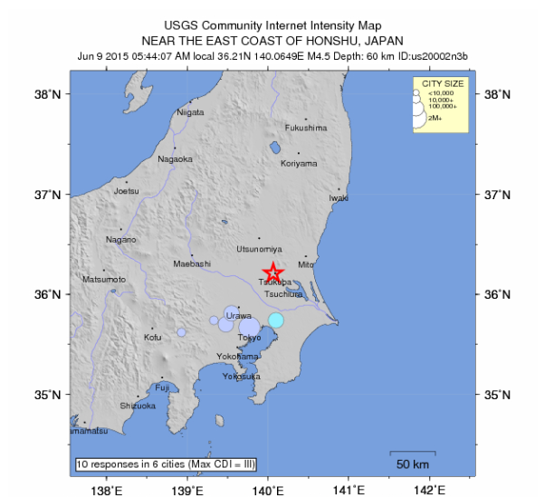 Japan struck by 6.1 and 4.5 magnitude earthquakes – no tsunami warnings issued 4-5-quake-tokyo