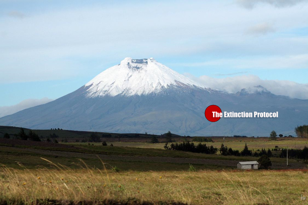 Ecuadors cotopaxi volcano increased seismic activity volcanic cotapaxi volcano ccuart Gallery