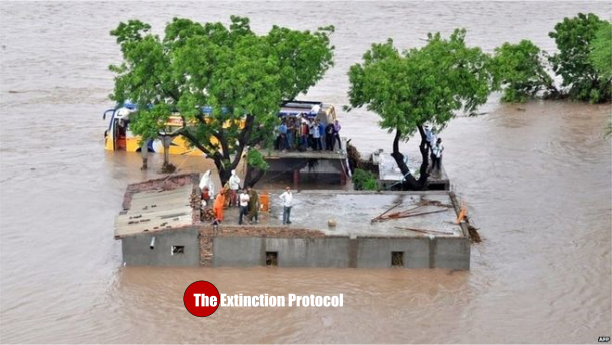 Floods India June 27