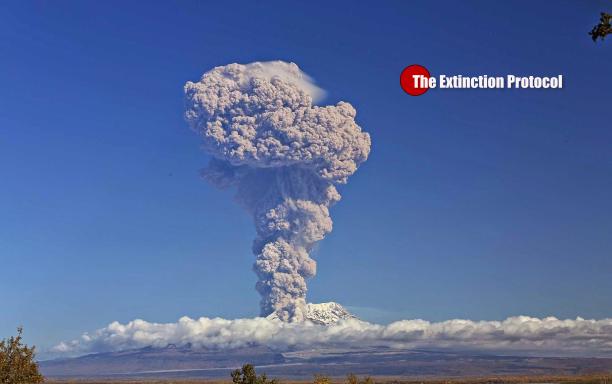 Kamchata Volcano