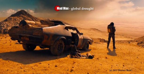 Mad Max Global Drought 2