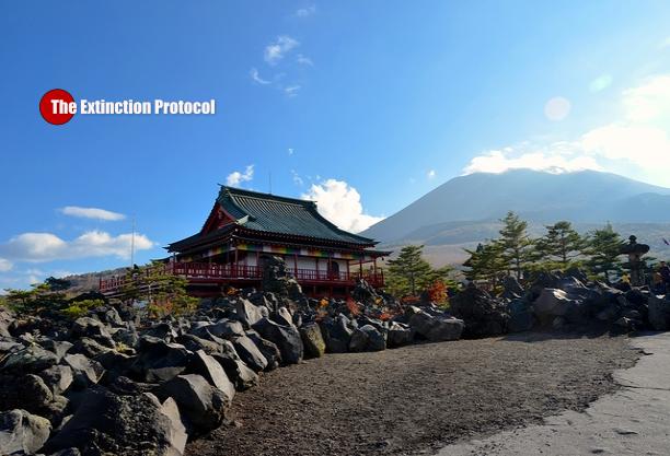 Mount Asama volcano erupts near Tokyo – geologic activity increasing for Japan Mount-asama-japan