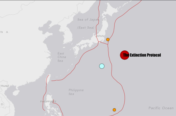 Powerful 6.3 magnitude earthquake strikes Pacific south of Japan Quake-japan-6-23