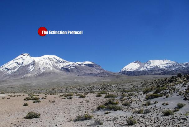 Peru Volcano
