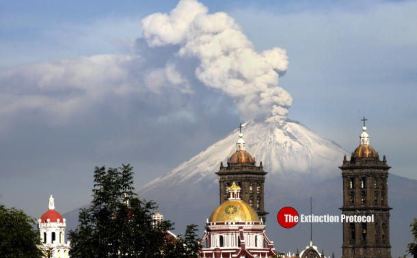 Growing unrest: volcanoes rumble and are shaken by earthquakes from Mexico to the Philippines