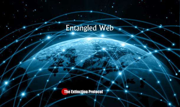 Entangled Web