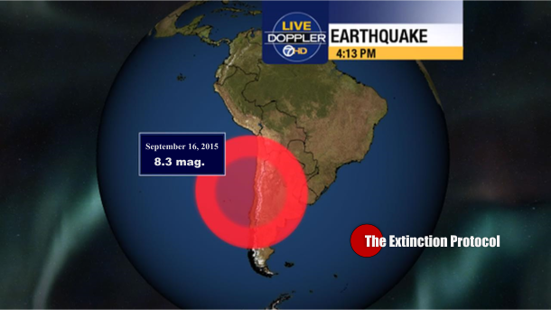 Chile Quake 8 3