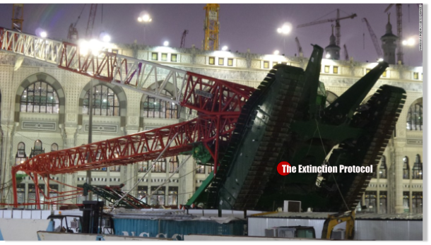 Crane Collapse Mecca