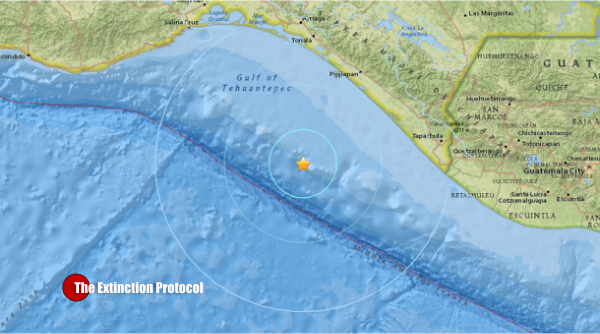 Mexico Quake Sept 8