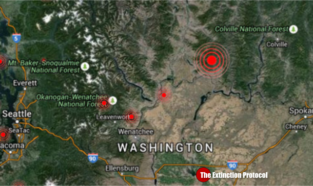 Washington Quake