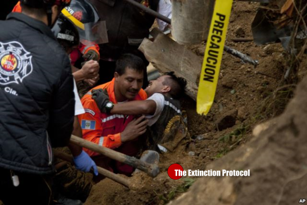 Breaking ~ Guatemala Landslide Guatemala-mudslides