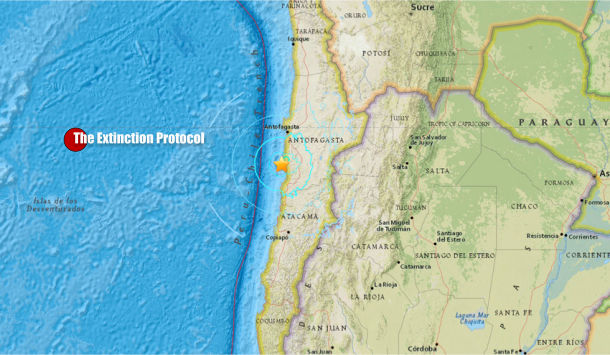 6.2 Chile Quake Nov 27