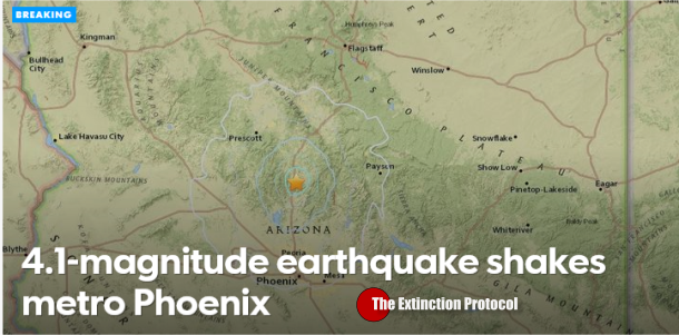 Arizona Quake
