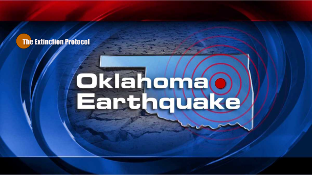 Oklahoma Quake Graphic