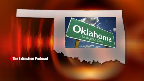 Oklahoma Quakes