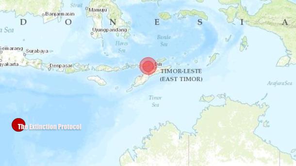 Timor Quake