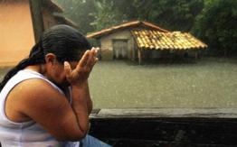 Flooding South America