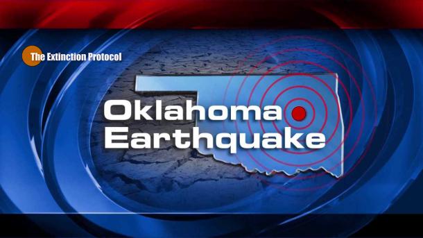Quakes Oklahoma