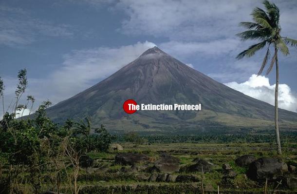 Volcanoes Philippines